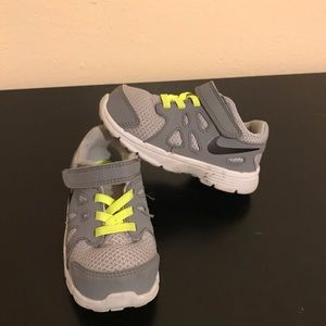 Nike sneakers for little boys